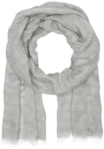 Armani Jeans Herren Schals 934505CC787, Grau (Grigio 00041), One Size