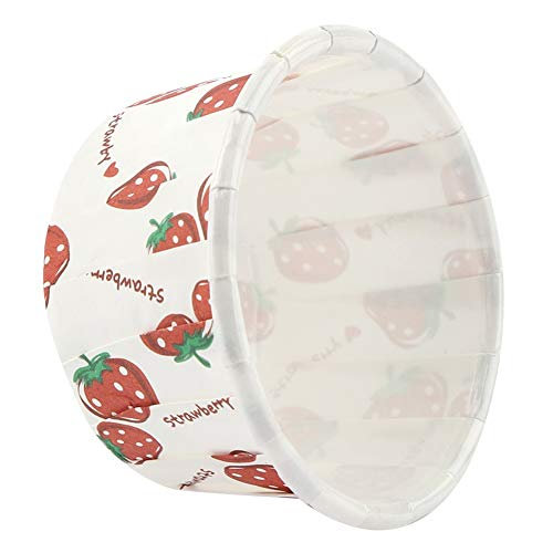 Mini Cupcake Liner Papier Runde Kuchen Backförmchen Muffin Fällen Home Kitchen Party Hochzeit ()