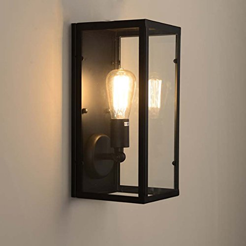 Hotel Collection Frame (European Fashion Bedside Lampe Tischlampe Crystal Frame Wandleuchte Schwarz)