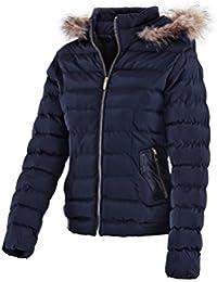 Softly Damen Jacke mit abnehmbarer Kapuze in 3 Farben 5709
