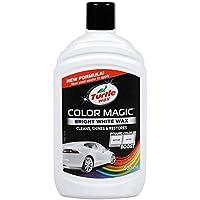 Turtle Wax TW52712 Magic Cera de Color, Blanco, 500 ML