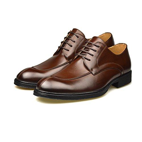 Robelli , Chaussures de ville à lacets pour homme Marron