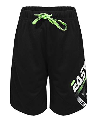 Sezon Boys Pantaloncini per Bambini Pantaloni da Jogging Ragazzi Casual Pantaloncini da Calcio Bermuda