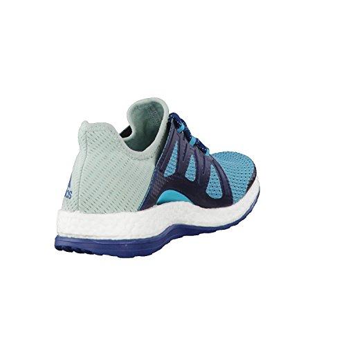 Azuene vert Femme Xpose Pureboost bleu Chaussures Multicolore Fitness Azunoc Vertac adidas de 7Bvw0Wnwx