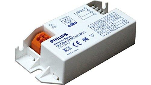 Preisvergleich Produktbild Philips–hf-m 124SH blau TL-D 15/18W; TL5C 22W; TL524Watt PL-L 18/24W