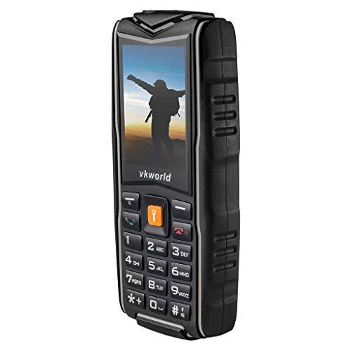 QUICKLYLY Smartphone/Telefono MovilVKworld Stone V3
