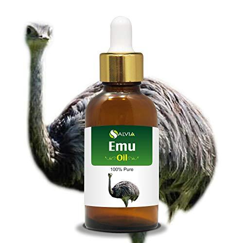 salvia Emu with Dropper Natural Undiluted Uncut Essential Oil (10 ml)