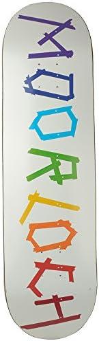 Moorloch Logo bianca 9  Deck B07FKQZYTZ Parent | tender  tender  tender  | Folle Prezzo  | La Qualità Del Prodotto  | A Prezzo Ridotto  | Colore molto buono  | Eccellente valore  db47c4