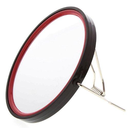 Rasierspiegel, Spiegel, 2-fach, zum Stellen oder Aufhängen, Kosmetik-Spiegel MenB mit 2 Seiten