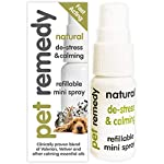 Pet Remedy Natural Effective Calming De-Stress Anxiety Relief Dogs Cats Horses (15 ml Mini Spray)