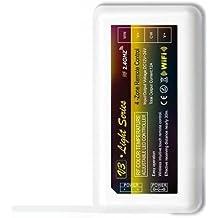 KingLed - Mi-Light Ricevitore Multizona WiFi per Strisce Led con Bianco con Gradi Kelvin Variabili - Dimmer per Strip CCT da DC12V o DC24V MAX 10A Serie MiLight cod. 1127