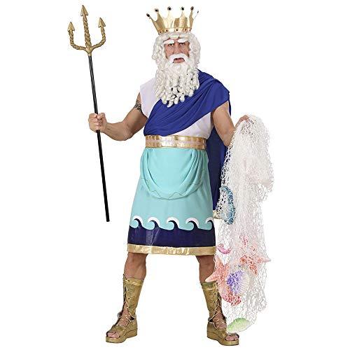 Kinder Kostüm Zeus - Widmann Erwachsenenkostüm Poseidon