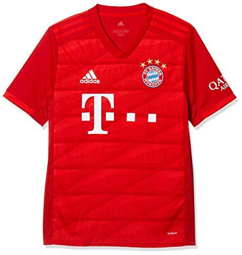3e6ee17f27e9d adidas FCB H JSY Y Camiseta, Unisex niños, rojfcb, 164