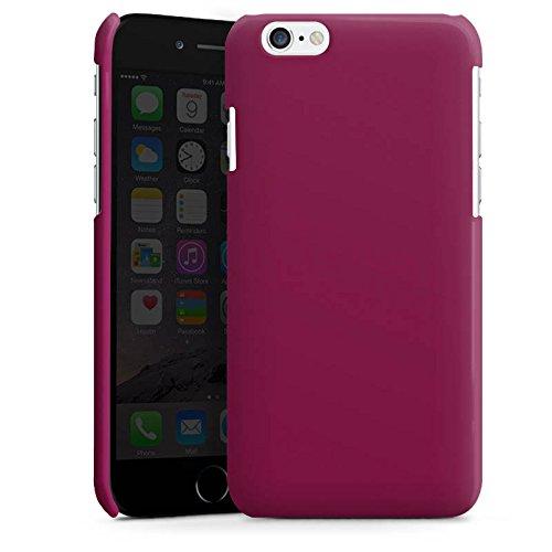 Apple iPhone 5s Housse étui coque protection Aubergines Couleur Lilas Cas Premium brillant