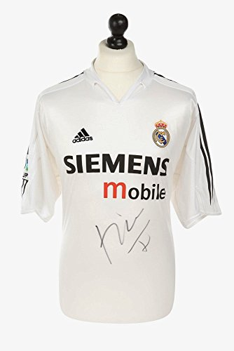 Figo-Signed-Shirt-Real-Madrid-Autograph-20042005-Home-Jersey-Memorabilia-COA