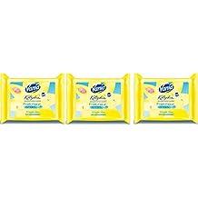Vania - Ktoallitas intimas frescas pack de 2 (2x, 20 unidades) 3 Paquetes