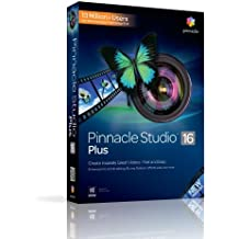 Pinnacle Studio 16 Plus (Multilingual)