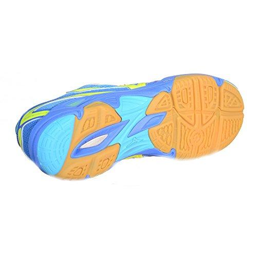 Mizuno Wave Twister 3 Gerichtsschuh - SS15 Blau