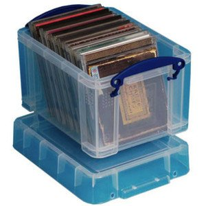 Really Useful Box 3C Minibox 3L CD/DVD (Really Useful Box 16)