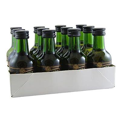 Black Bottle Blended Scotch Whisky 5cl Miniature - 12 Pack by Black Bottle