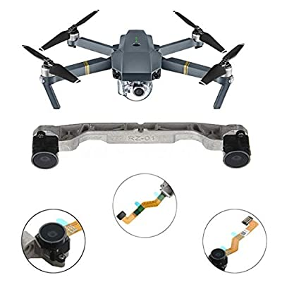 Tellaboull For Front Vision Position Sensor VPM VPS Forward Visual Obstacle Repair Parts for DJI Mavic Pro Drone Accessories
