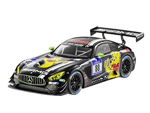 Preisvergleich Produktbild Original Mercedes-AMG GT3 HARIBO Racing Team 1:18 Norev