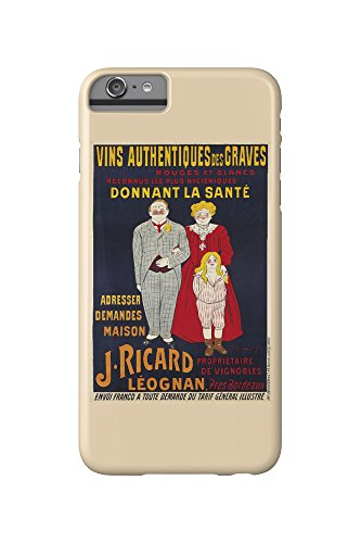 j-ricard-vintage-poster-artist-cappiello-france-c-1905-iphone-6-plus-cell-phone-case-slim-barely-the