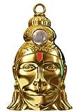 Suyal & Devrani Products    Pooja Samagri    Original Hanuman Chalisa Yantra Gold Plated locket