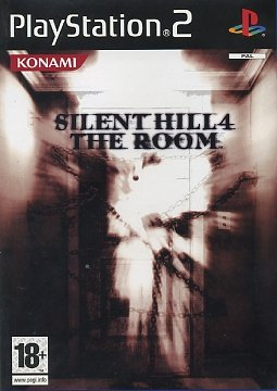 Silent Hill 4 The Room SONY PlayStation 2 ps2