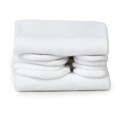 TOOGOO(R) 1 paire Chaussettes Tabi Chaussettes de Sabots Tongs 2-Orteil EU35-44 pour Hommes / Femmes