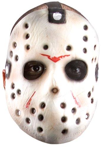 Hockey Maske Kostüm Jason (Rubie s it4553–Kostüm für Kinder Maske Jason,)