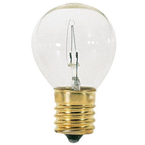 Mikrowelle Ersatz-Glühbirne 40W 120V Teil # 8206443Schraube im Boden -