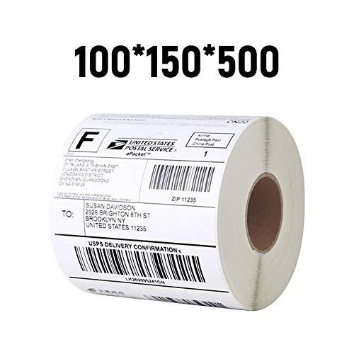 Chifans Papel de Etiquetas Adhesivo