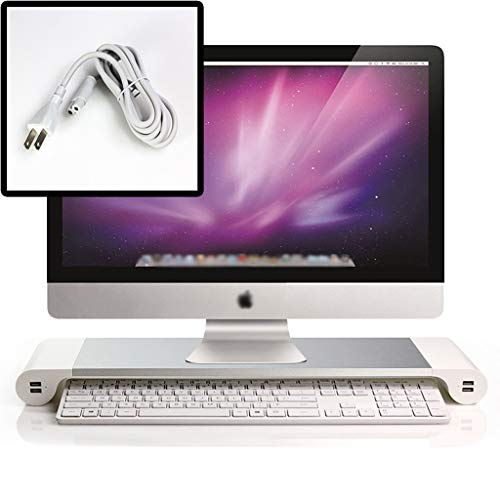 PLangDing PJZGJ Laptop-Halterung, Laptop-Monitorhalterung mit USB-Tastaturspeicher for Mobiltelefone