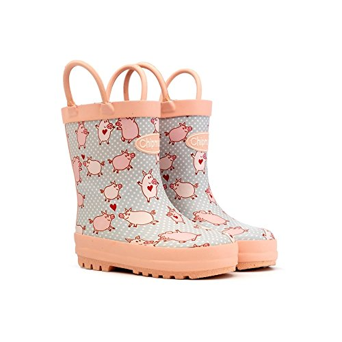 Chipmunks  Ramona, Bottes fille Pink & Blue