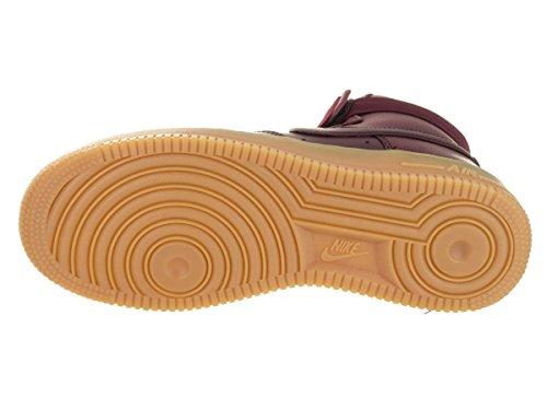 Nike 860544-600, Chaussures de Sport Femme Rouge