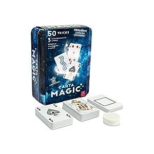 Cartamundi 22567073 Magic-50Trucos Juego de Cartas
