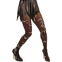 NET TOYS Collants Chauve-Souris Halloween Nylon Vampire Bas Collants  Sorcière Bas Nylon Bat Collants 8a2e2ab3494