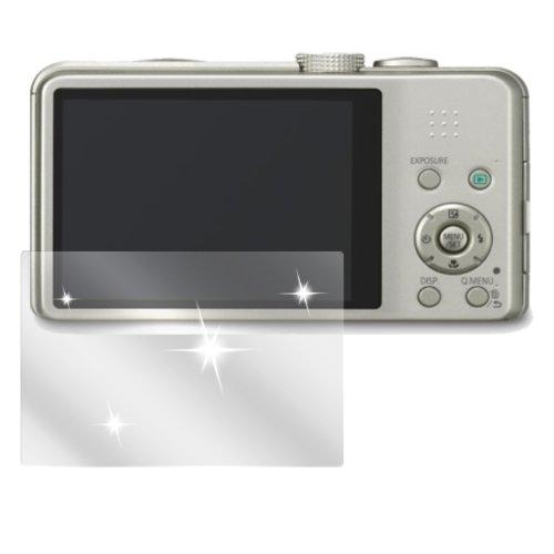 dipos I 6X Schutzfolie klar passend für Panasonic Lumix TZ36 Folie Displayschutzfolie