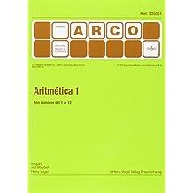 Aritmética con números del 1 al 12 - Volumen 1
