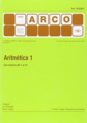 Aritmética 1. Con números del 1 al 12