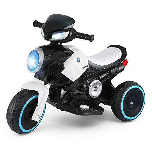 JBMY 2019 Giro in Moto elettrica for Bambini Nuovi su Auto Giocattolo L'auto Giocattolo può sedersi sulla Batteria del Bambino Motocicletta for Bambini Illuminazione Sportiva for Regalo
