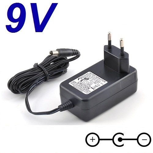 Preisvergleich Produktbild Ladegerät Aktuelle 9V Ersatz für Konsole Super Famicom Snes Version Japonesa Japon Netzadapter Netzteil Replacement