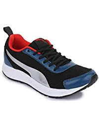 Puma Men's Proton IDP Black Running Shoes