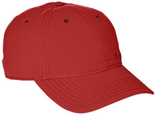 Vaude Kappe Softshell Cap, Indian Red, L, - Für Hut Mädchen Indian