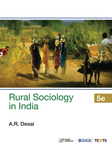 Rural Sociology in India
