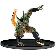 """Banpresto Bola de dragoen esculturas GRANDE modelado Tenkaichi Budokai 5 - co - ? ? seis """"celula (segunda forma)."""""""