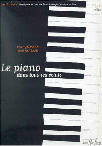 Le piano dans tous ses éclats
