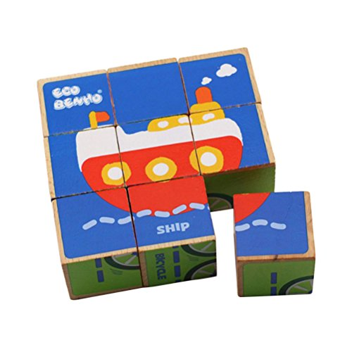 zeug Block geometrische Sortierung Board Holz Sortierer Puzzle Spielzeug für Baby Kinder Kleinkinder (Sortierung Board)