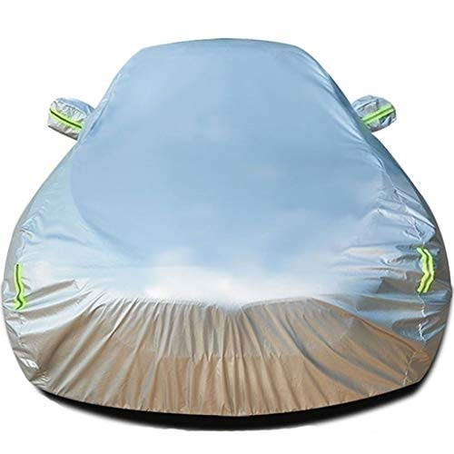 Autoabdeckung Kompatibel mit Nissan Micra C + C Car Cover Wasserdicht/Staubdicht/Wasserdichten/Schnee- Anti-UV Durable Kratzer beständig atmungsaktiv Persenning Leinwand Allwetteraußen